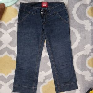 Guess capri Jeans
